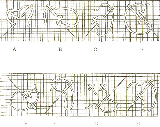 Вышивка правильно крестом схема 127